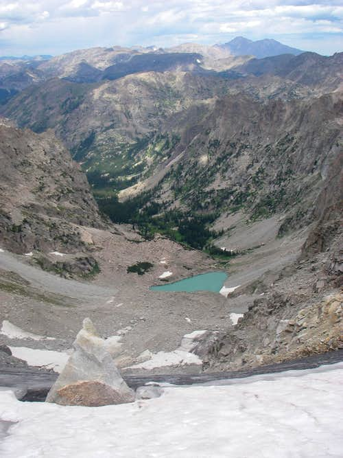 Valley, Triangle Lake, Longs Peak