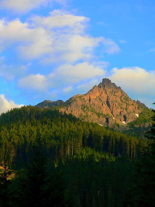 Mt. Ellinor