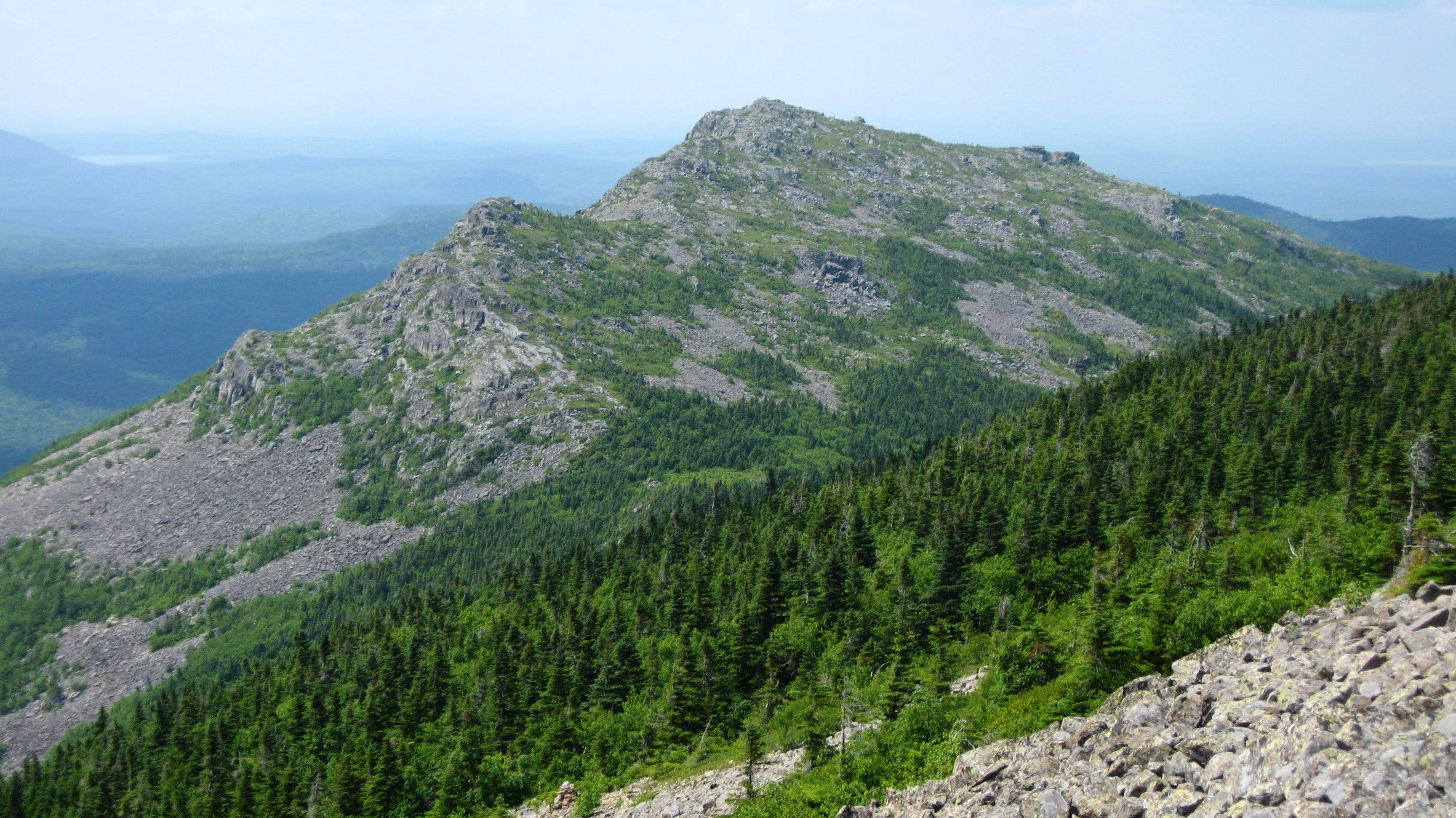 Peak Of The Ridges