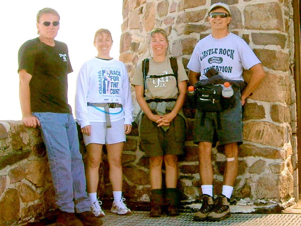 June 2006 Hikers