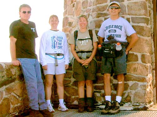 June 2006 Hikers