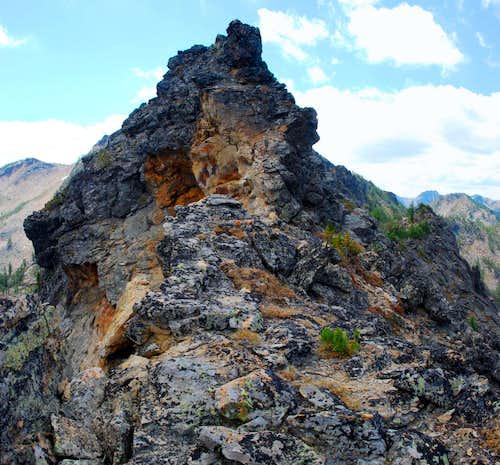 Lolo-Sweeney Connecting Ridge