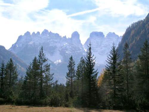 Monte Cristallo from...