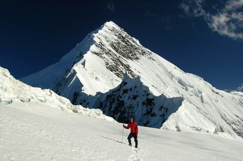 Shimshal Whitehorn\'s North Ridge