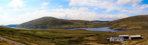 Nant y Moch Reservoir