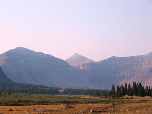 A Kings Peak Roadtrip, August 2007