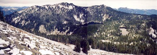 Bandera Mountain from the...