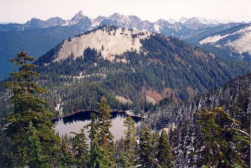 Island Lake and Pratt...