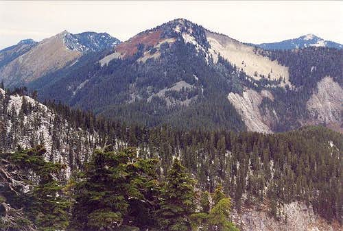 Mt. Defiance as seen from...