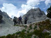 Middle Teton Background
