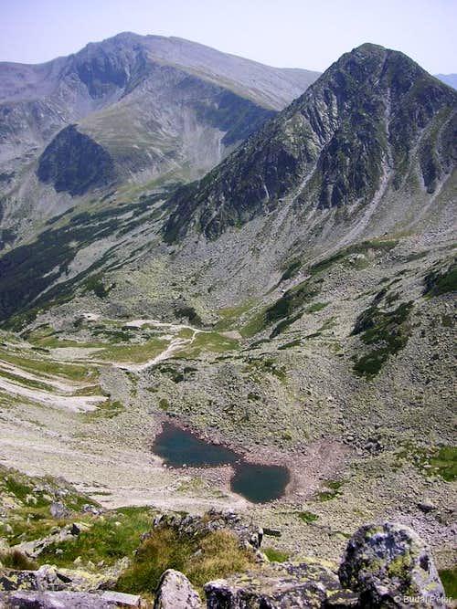 Adânc Lake