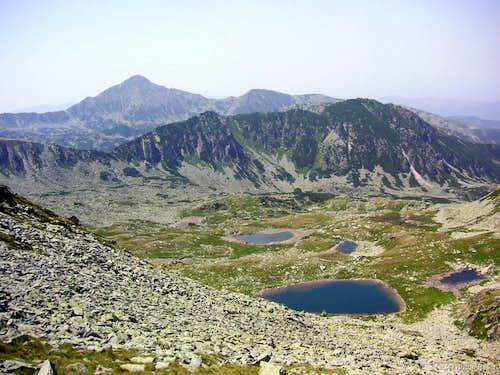 Lakes of Valea Rea