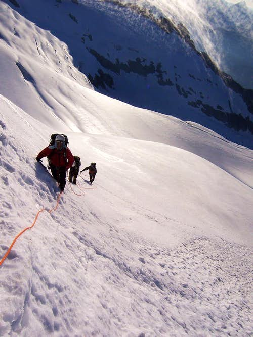 Eldorado Climb