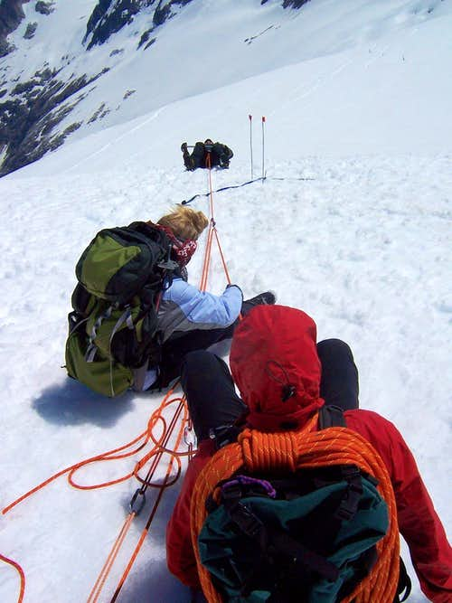13-day Mountaineering Course