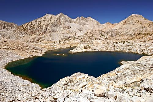 Dumbbell Lake 11,108