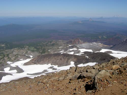 Middle Sister Summit View NW