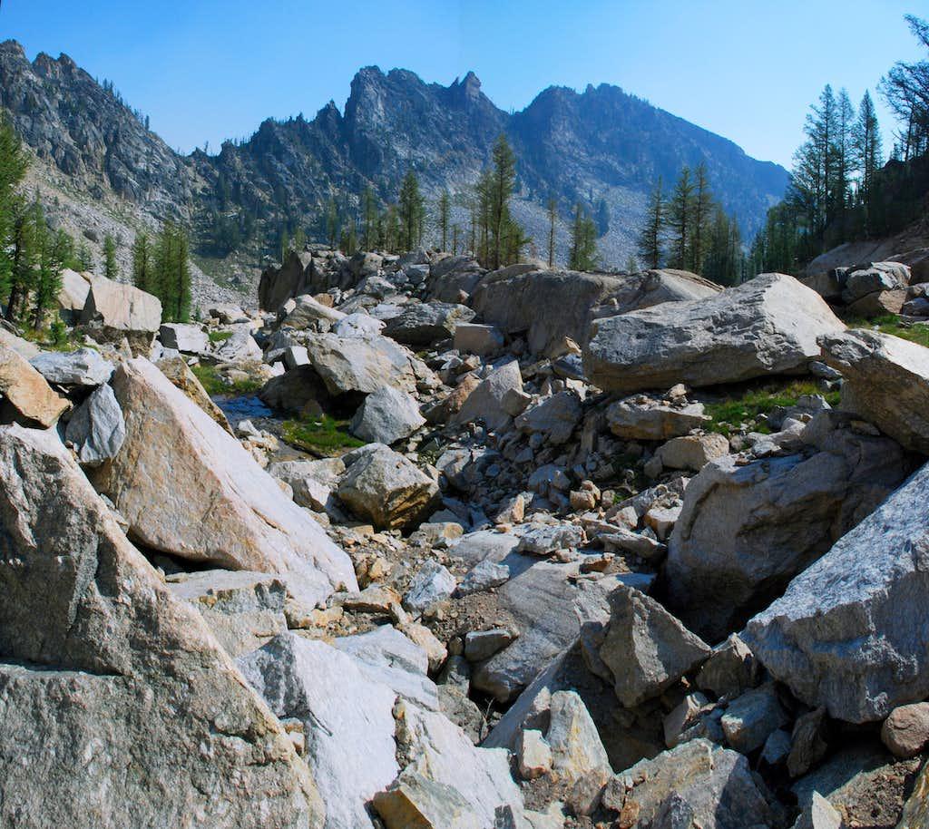 Baker Lake Peak