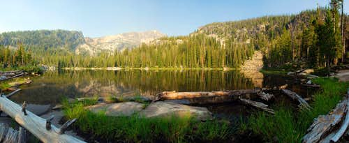 Baker Lake Panorama