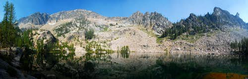 Gem Lake Panorama