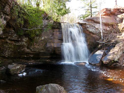 Keweenaw Waterfalls
