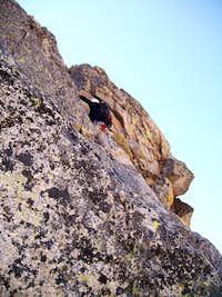Start of N. Ridge