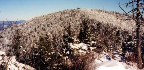 Clingmans Dome as seen from...