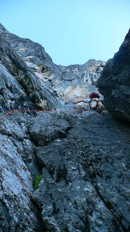 Steep pitch 6