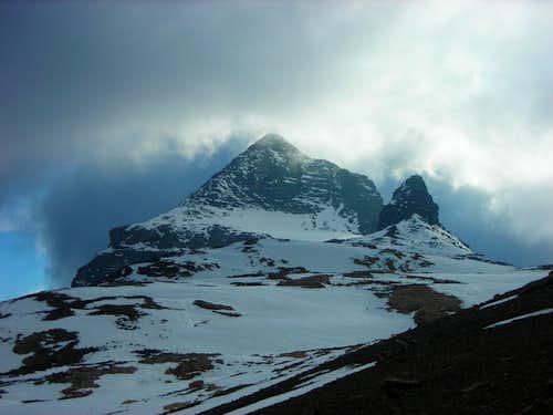 Hockenhorn (3293m) from Gasterntal