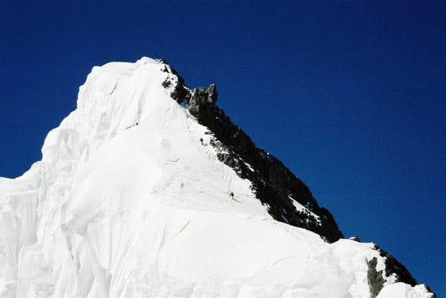 Broad Peak's false summit and...