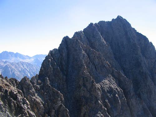 Northwest Arete