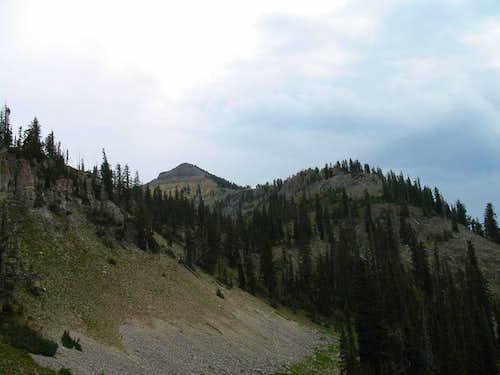 Mount Baird (ID)