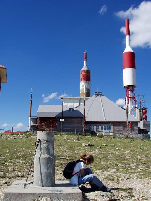 Alto de las Guarramillas / Bola del Mundo (2266 m)