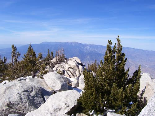 San Jacinto Summit View