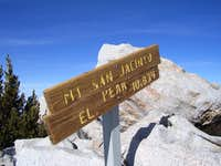 San Jacinto 10,834 ft.