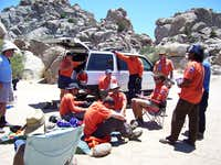 San Diego Mountain Rescue Team