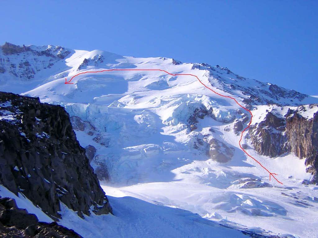 Coe Glacier, Mt. Hood
