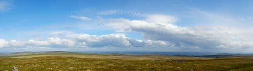 The Cambrian Mountains