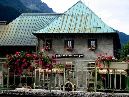 Maison de la Montagne