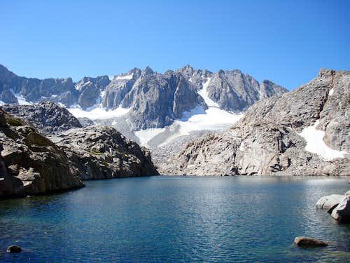 Sam Mack Lake (11,793'), Sierra Nevada