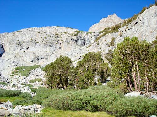 Route to Sam Mack Lake, Sierra Nevada