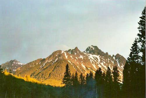 Mt. Sneffels