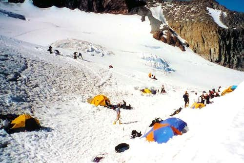 Camp Muir July 5, 2001