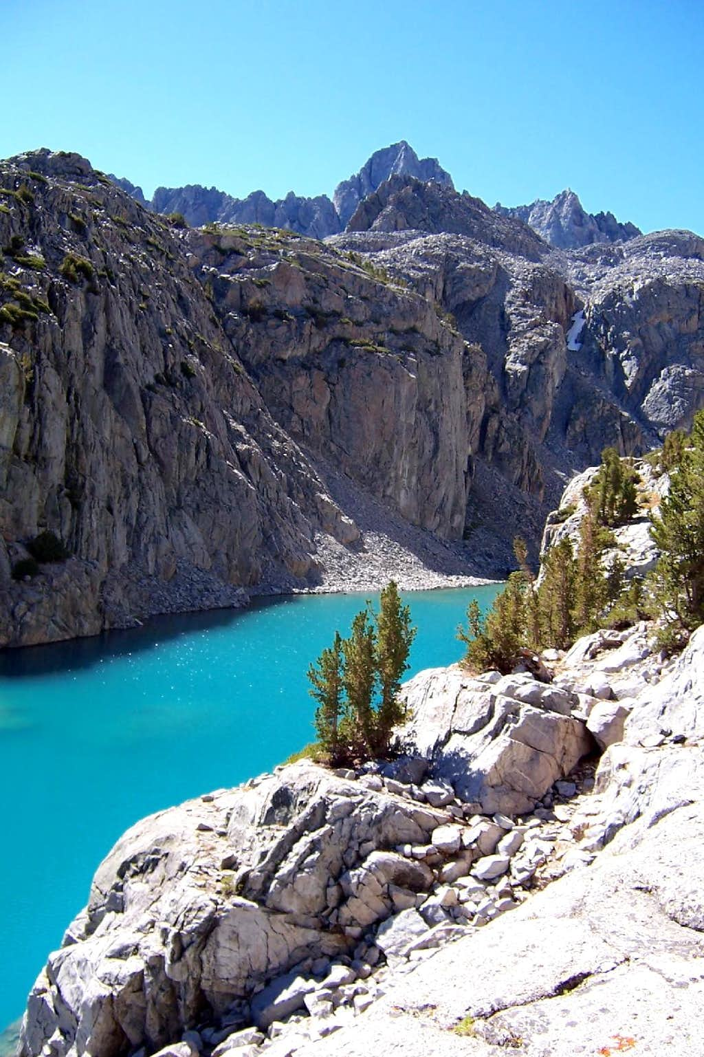 Finger Lake Suspended Silt