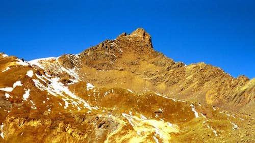 Wetterhorn Peak taken...