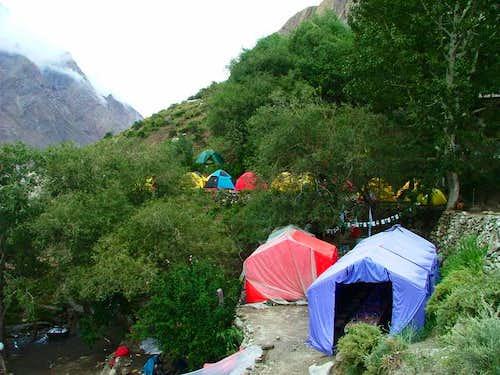 Paiyu Camp Site (3368m), Karakoram, Baltistan