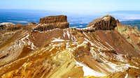 Coxcomb Peak with Redcliff on...