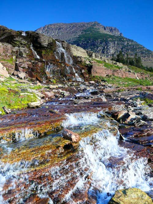 Oberlin Falls
