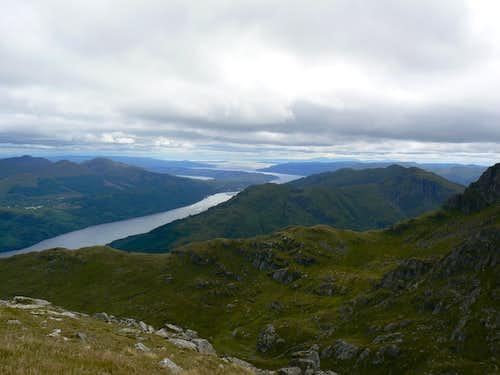 Loch Long from..