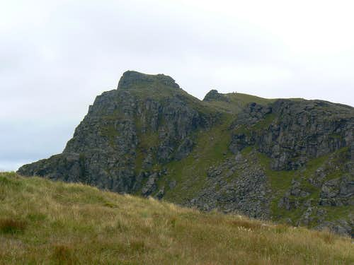 The north peak of the Cobbler