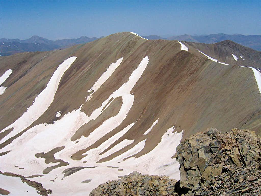 South Slopes Main Peak